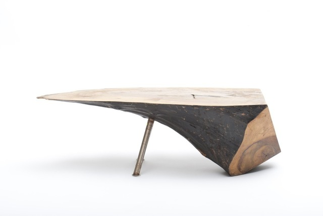 , 'Log Table,' 1940s, Patrick Parrish Gallery