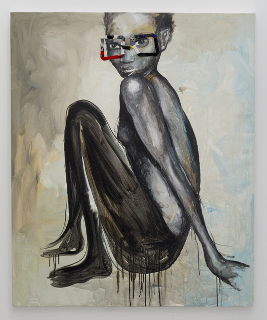 Ndidi Emefiele, 'Untitled 1', 2016, rosenfeld porcini