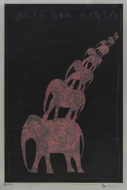 Aldo Mondino, 'Untitled', ArtRite