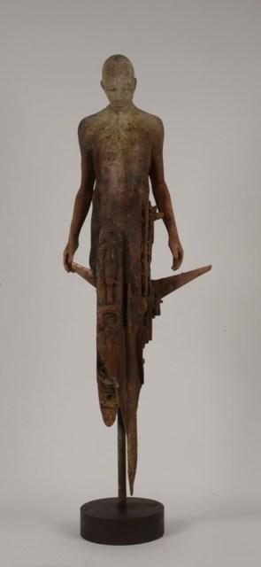 Jesús Curiá, 'Deseo III', 2019, Sculpture, Bronze, Anquins Galeria