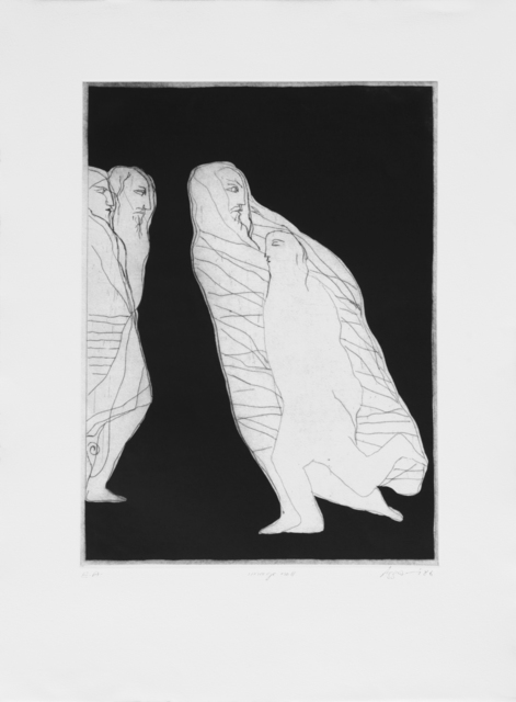 Dia Azzawi, '1001 Nights', 1986, Artscoops