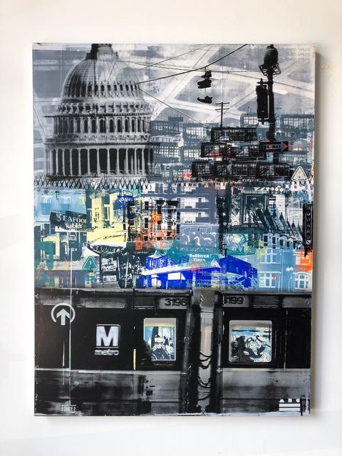 , 'Fair Card Value 30,' 2018, Long View Gallery