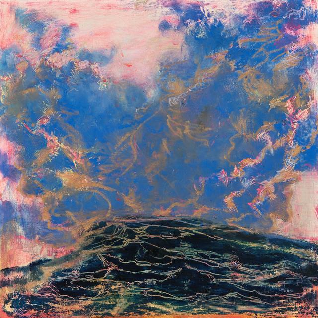, 'Giotto's Blue Wave #1,' 2013, Cross Mackenzie Gallery