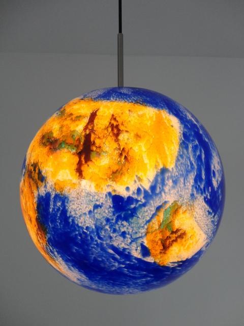 , 'Earth X,' 2011, Galerie Nikolaus Ruzicska