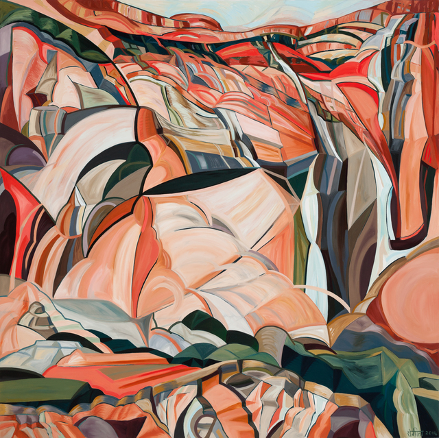 , 'The Grand Plateau, Escalante,' 2018, SPACE Gallery