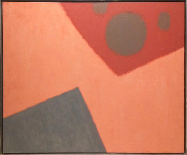 Jacob Kainen, 'Loomings II', 1991, Painting, Oil on canvas, Bethesda Fine Art