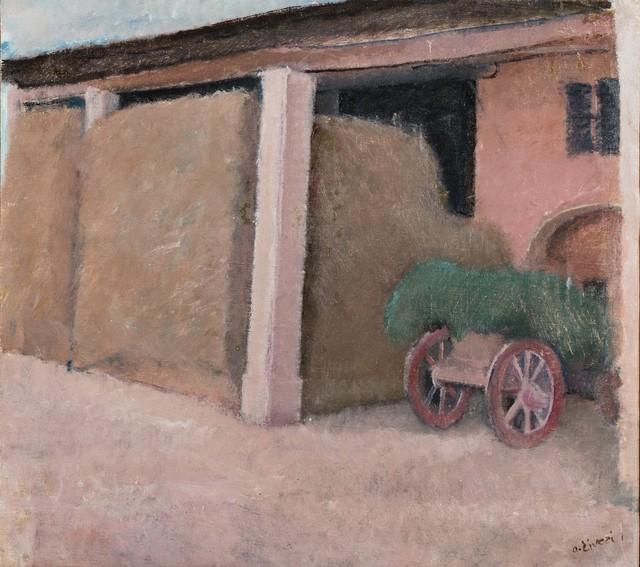 Alberto Ziveri, 'Barn', Anni '30, Finarte