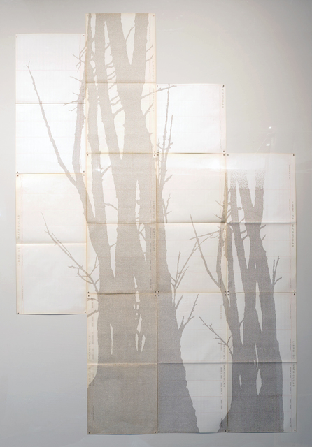 , 'Perimetros II,' 2014, Galeria Marilia Razuk