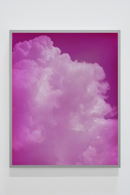 , 'Untitled #10 (Sky Leaks),' 2016, Division Gallery