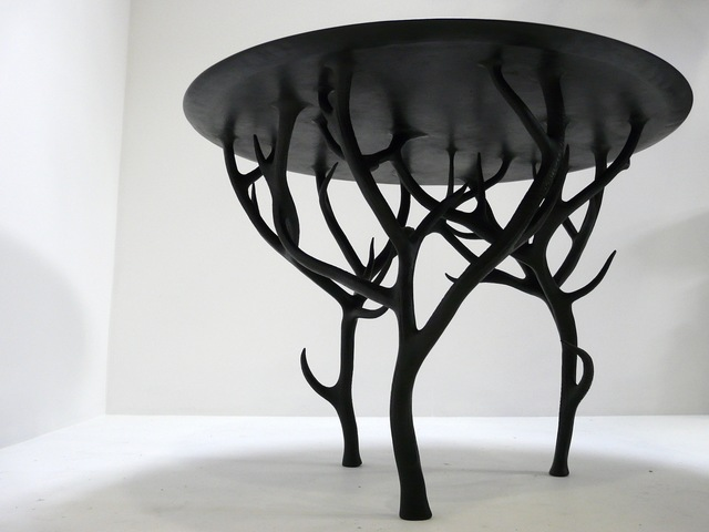 , 'Fell Table,' Custom made, Guilded