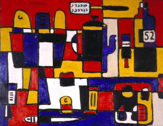 , 'Pintura constructiva (bodegón),' ca. 1946, Cecilia de Torres, Ltd.
