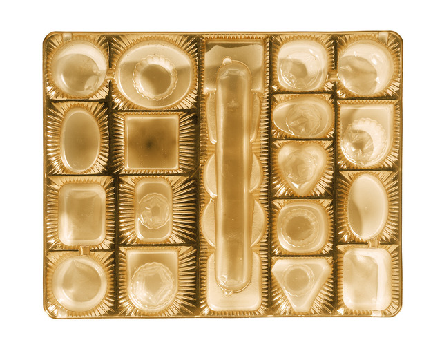 , 'Candy Tray Series: Godiva 2,' 2002, Ruiz-Healy Art