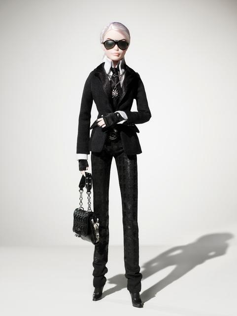 , 'Karl Lagerfeld Barbie,' 2009, Les Arts Décoratifs