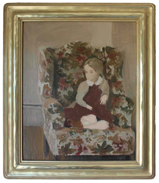 Fairfield Porter, 'Portrait of Katharine', 1952, 203 Fine Art