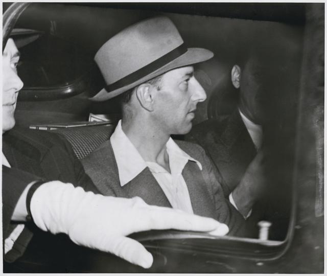 , '2 Arrested in Radio City Lift Strike,' 1943, Daniel Blau