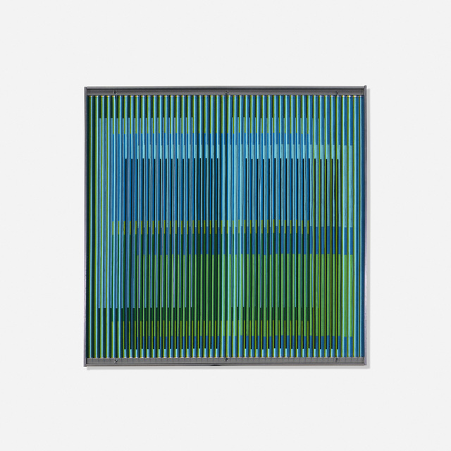 Carlos Cruz-Diez, 'Physichromie 311', 1967, Wright