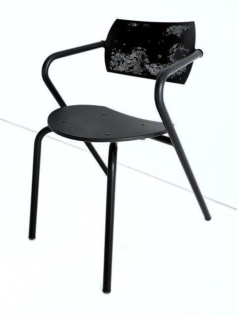, 'Hurricane Chair,' 2017, Machado - Muñoz