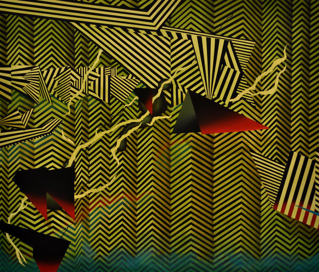 , 'Lux Tenebris,' 2012, Galeria Logo