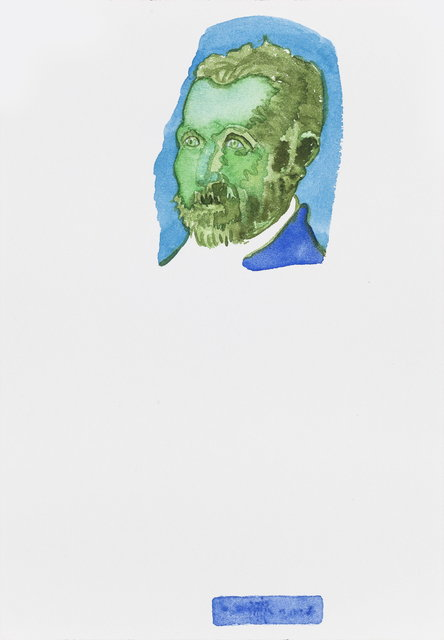 , 'Von Gogh,' 2014, Aye Gallery