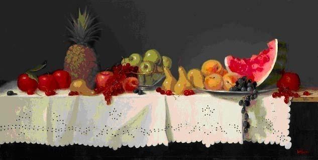 Bert Beirne, 'Fruitscape', Zenith Gallery