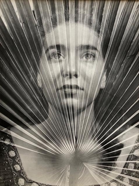 Clarence John Laughlin, 'Untitled [Portrait of Dody Weston Thompson]', ca. 1942, Michael Dawson Gallery