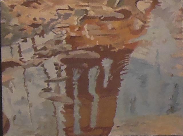 , 'The Stream,' 1991, Walter Wickiser Gallery