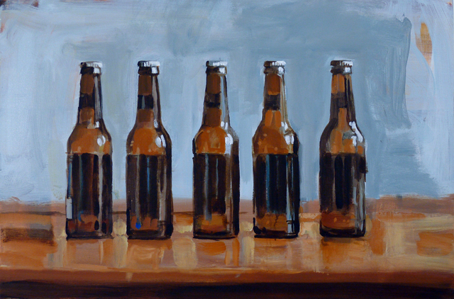 , 'O'Doul's (Nonalcoholic) Sixpack,' 2011, Heller Gallery