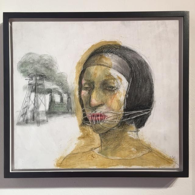 Marcelle Hanselaar, 'Drawing 44', 2016, Joanna Bryant & Julian Page