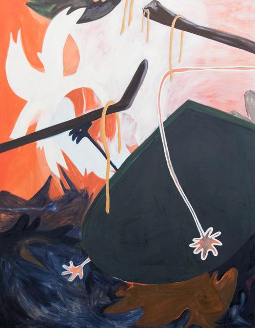 Julia Cundari, 'Frayed', 2019, South Main Gallery