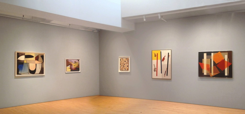 Alice Trumbull Mason, A Retrospective, Nov 5, 2015 - Jan 30, 2016, Washburn Gallery, NY