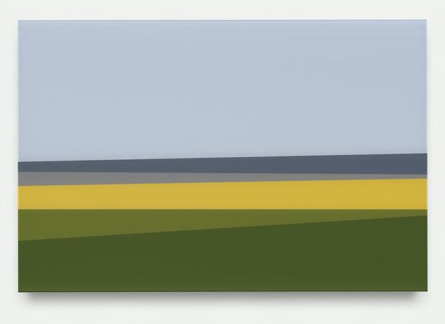 , 'Plain 2,' 2017, Krobath