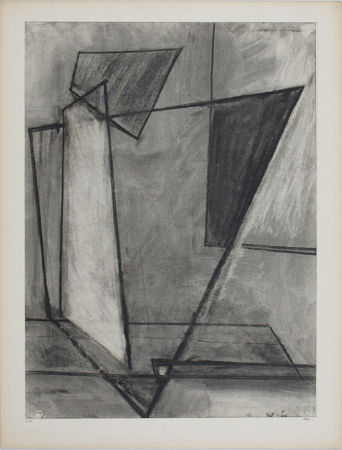 , 'Untitled #11 (March 1),' 1946, Inman Gallery