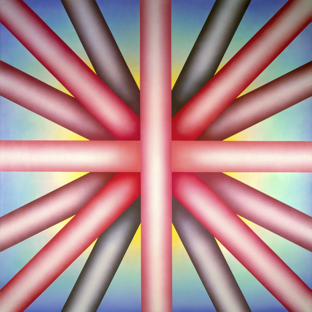 Judy Chicago, 'Heaven is for White Men Only,' 1973, Brooklyn Museum
