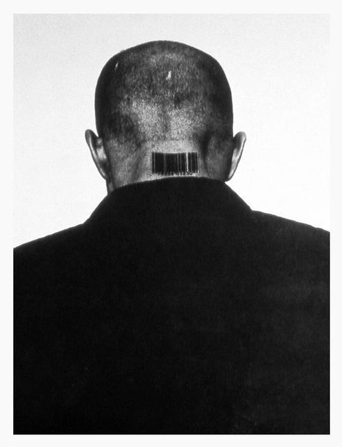 , 'Generic man,' 1987, Barbara Gross