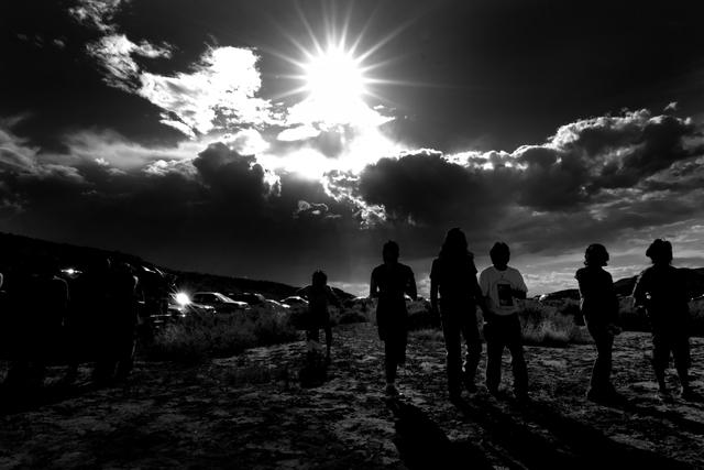 , 'Sun Gods,' 2011, House of Wren