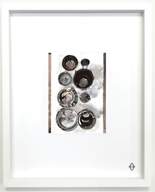 """, 'EIGHT OF COINS, 2015 From the series """"Contemporary Magic: A Tarot Deck Art Project"""" Limited Edition 5th Anniversary Print Collection,' , ART CAPSUL"""