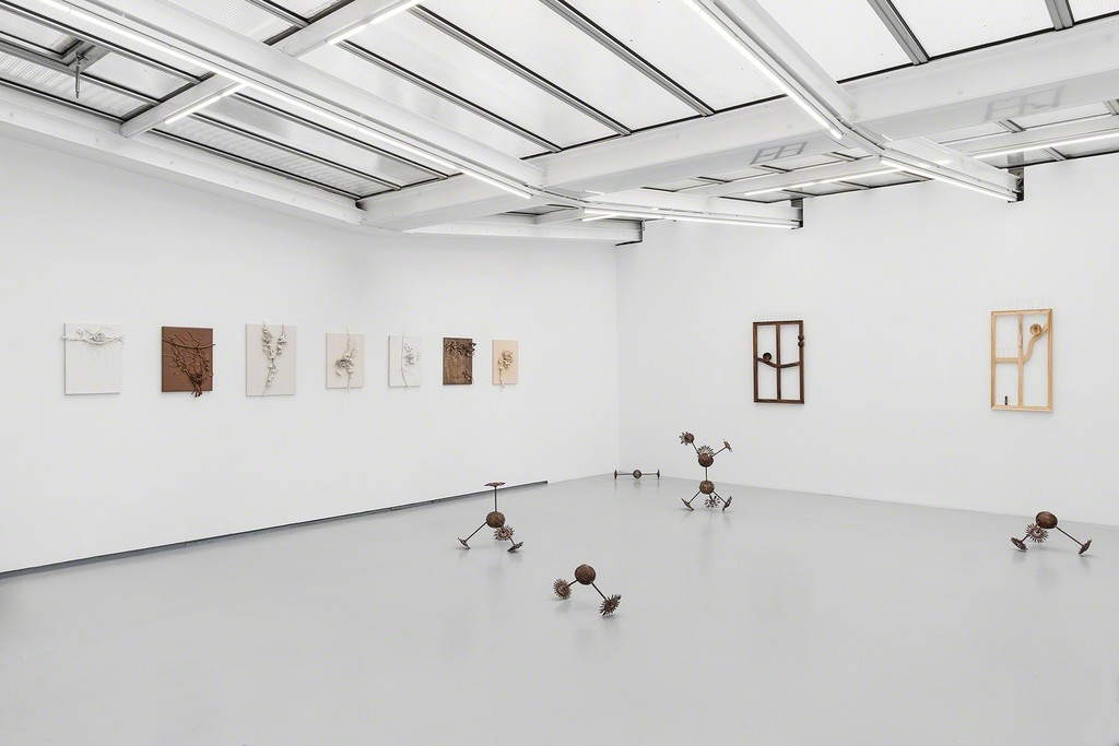 Exhibition view, Pier 1, by Michael Assiff. © Photo: Grégory Copitet / Courtesy of the artist and Valentin, Paris.