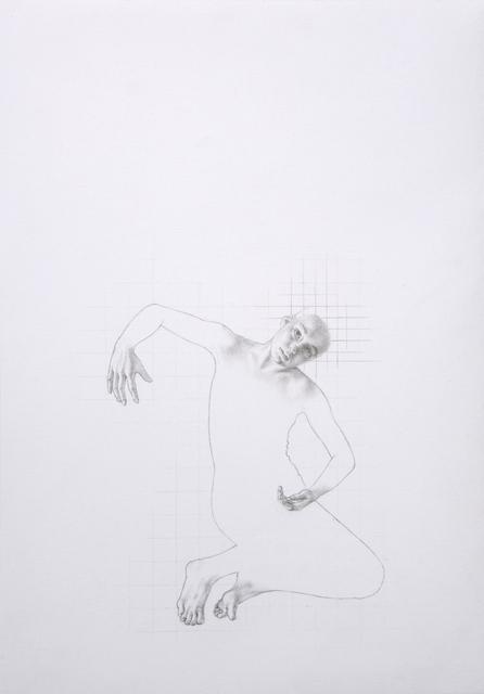 , 'Descent 2,' 2015, Arusha Gallery