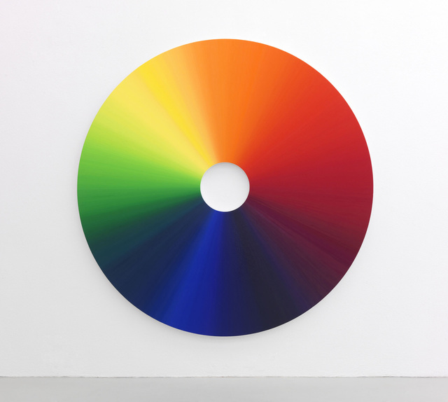 , 'Colour experiment no. 10,' 2010, Langen Foundation