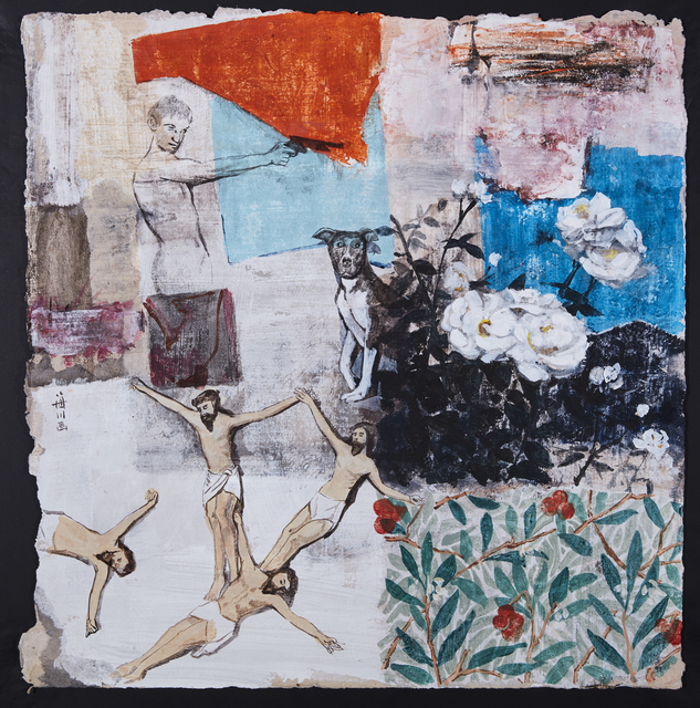 Wang Haichuan, 'Misunderstanding 我与上帝的误会', 2017, Art+ Shanghai Gallery