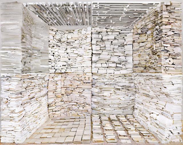 , 'Archive 6,' 2012, Bruce Silverstein Gallery