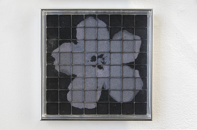 , 'Untitled (Silver Flower),' 2012, Shoshana Wayne Gallery