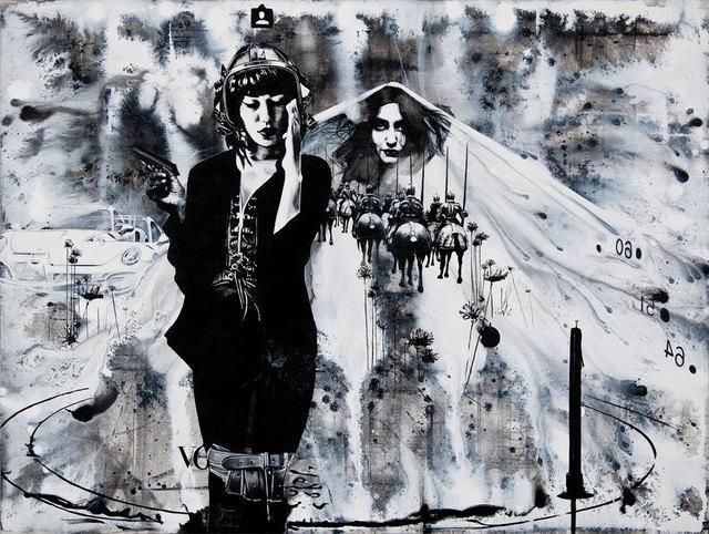 , 'Dynasty,' 2015, Ayyam Gallery