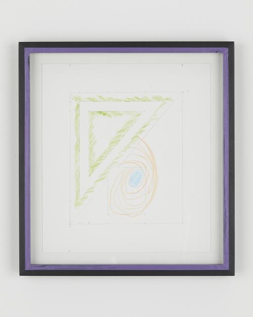 Richard Tuttle, 'Music Room 3', 2018, Tomio Koyama Gallery