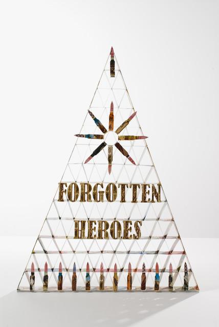 , 'Forgotten Heroes,' 2014, Sullivan+Strumpf