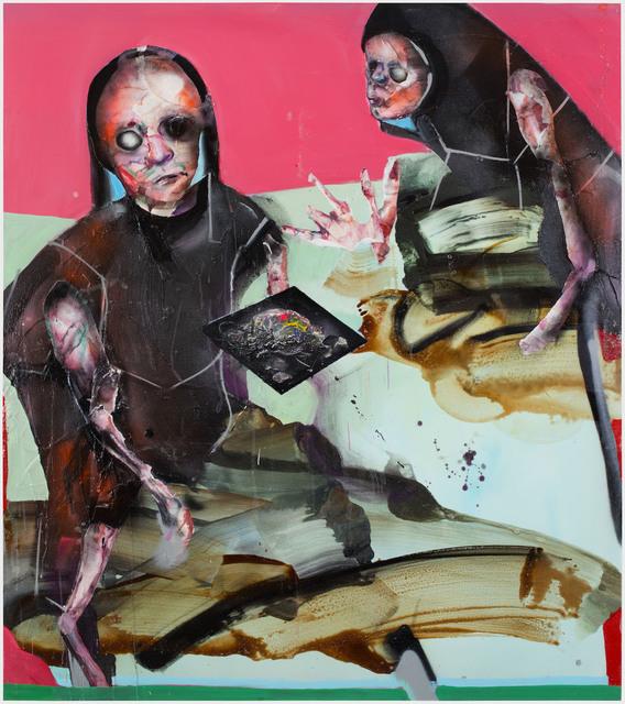 , 'Offering,' 2016, MAKASIINI CONTEMPORARY