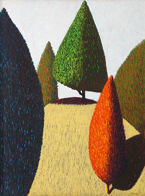 Ken Worley, 'Rockwoods VII-19', 2012, Duane Reed Gallery