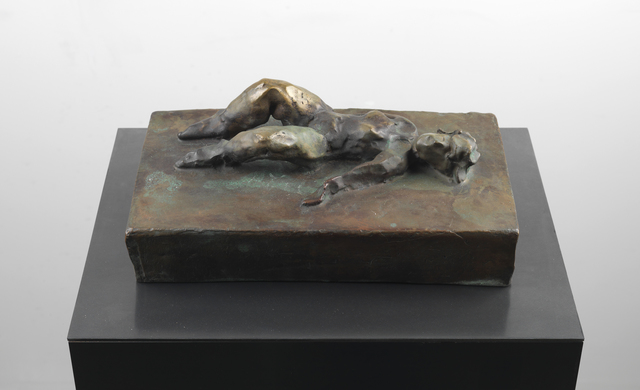 , 'Liegende Frau (Lying Woman),' 1997, Carolina Nitsch Contemporary Art