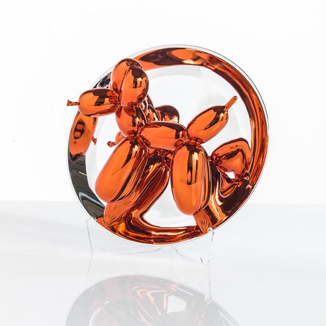 Jeff Koons, 'Balloon Dog (Orange)', 2015, PIASA