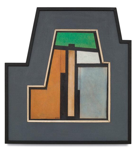 , 'Madi,' 1945, Simões de Assis Galeria de Arte